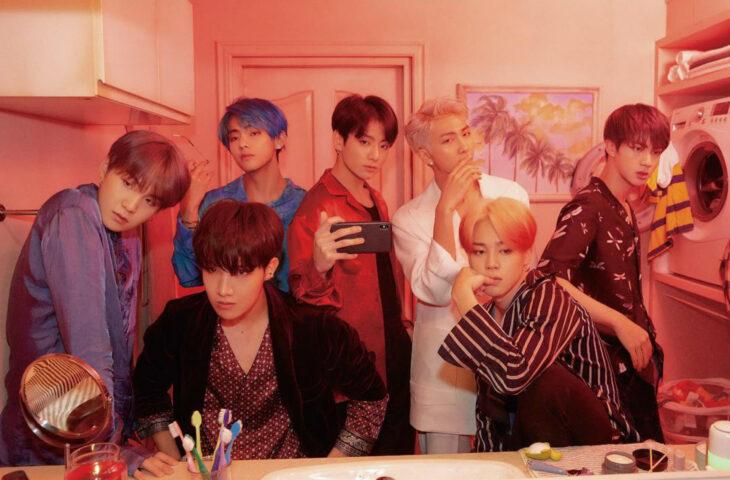 BTS banda