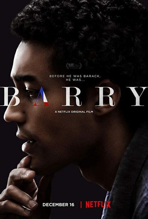 Poster de 'Barry'