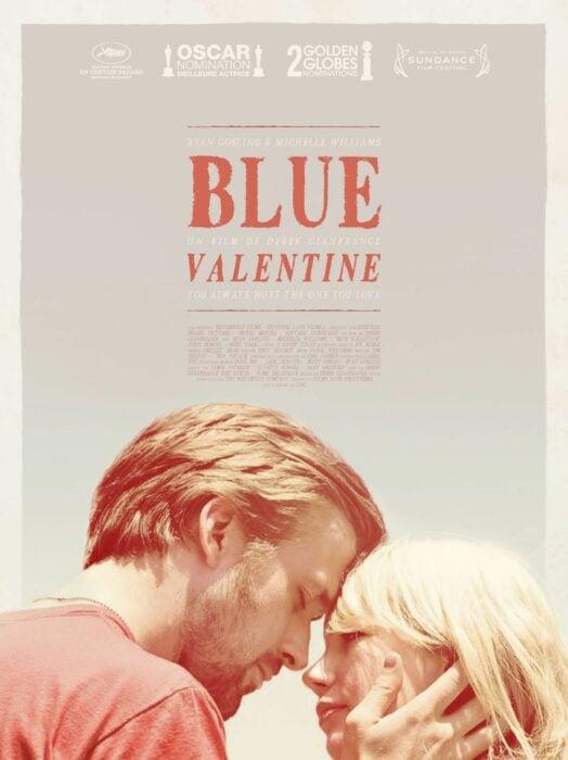 Poster de la película 'Blue Valentine'