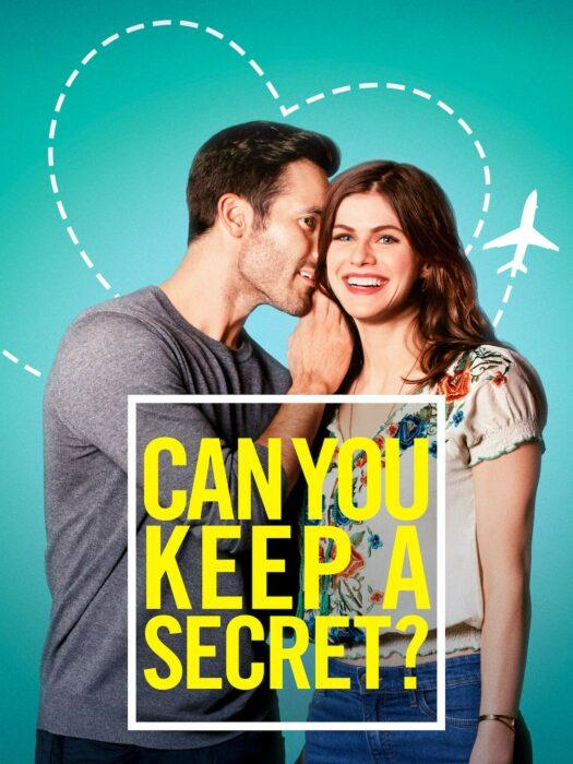 Poster de la película 'Can You Keep a Secret'