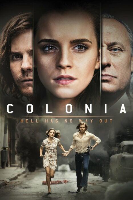 Poster de la película 'Colonia'