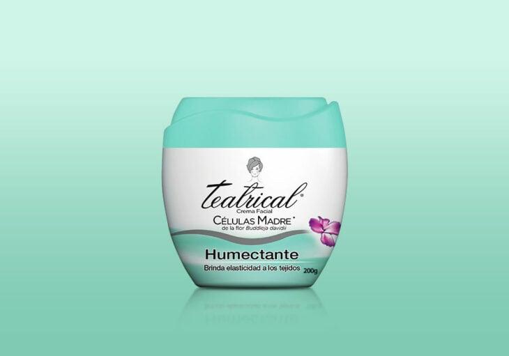 Crema facial células madre de Tetrical