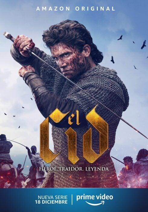 Poster de la serie 'El Cid'