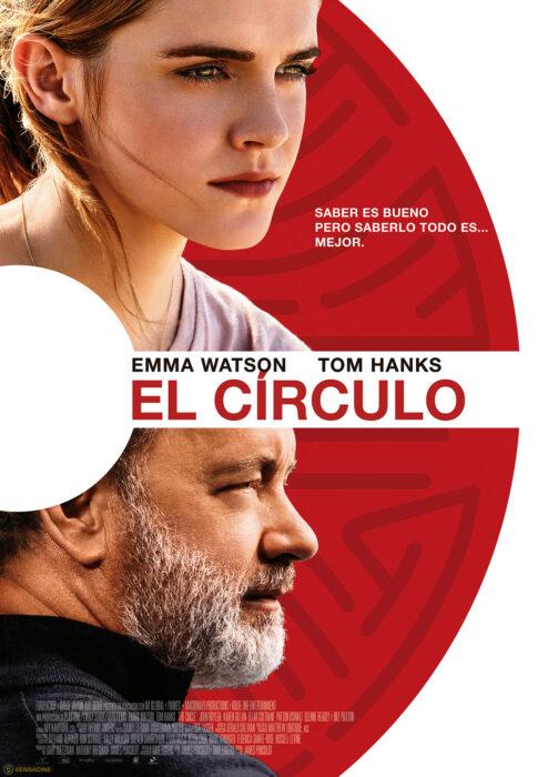 Poster de la película 'El círculo'