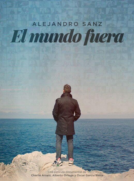 Poster de la película 'El mundo fuera'