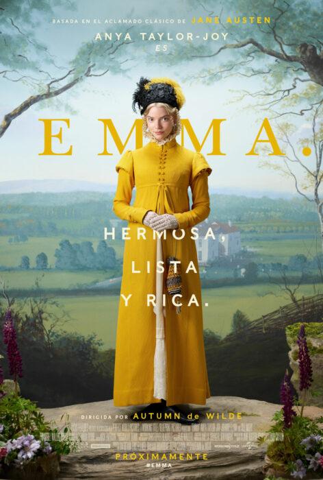 Poster de 'Emma'
