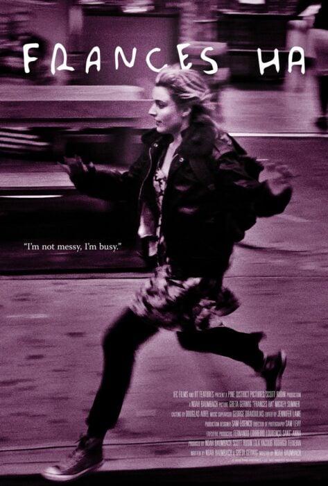 Poster de la película 'Frances Ha'