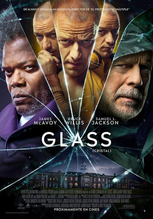 Poster de 'Glass'