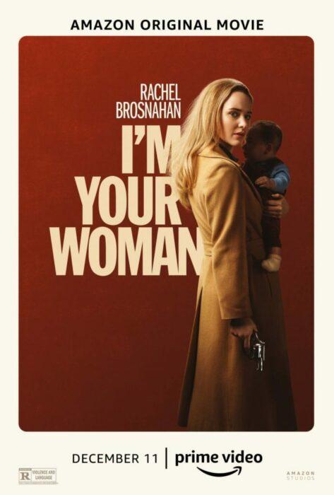 Poster de la película 'I'm Your Woman'