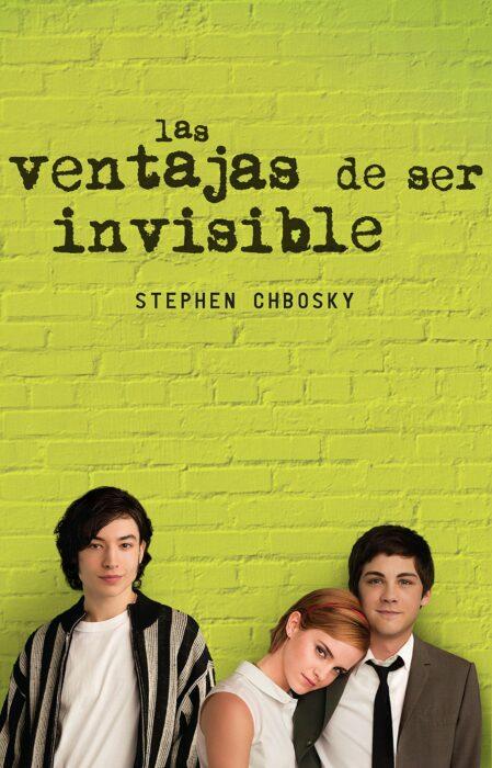 Poster de la película 'Las ventajas de ser invisible'