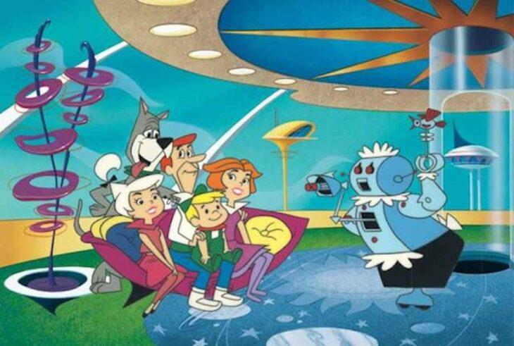Escena de Los Supersonicos; 'Los Picapiedra' y 'Los Supersónicos' están de regreso en la televisión