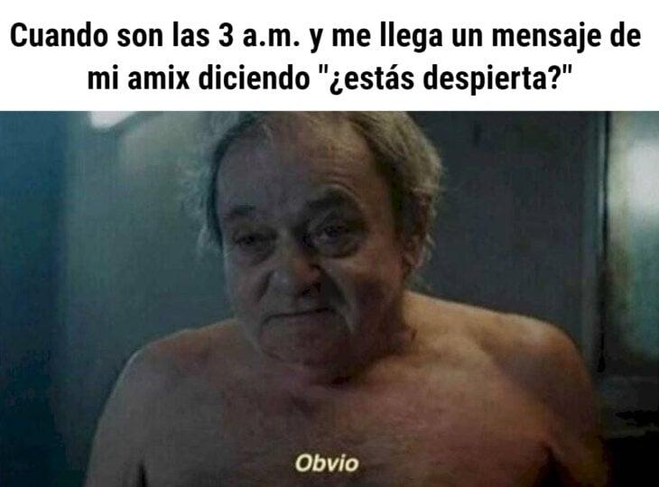 Los memes virales del 2020; El Hoyo, obvio