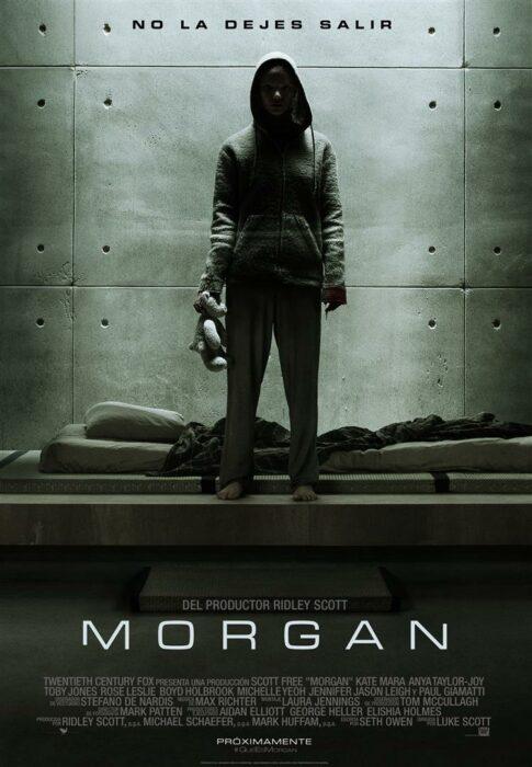 Poster de 'Morgan'