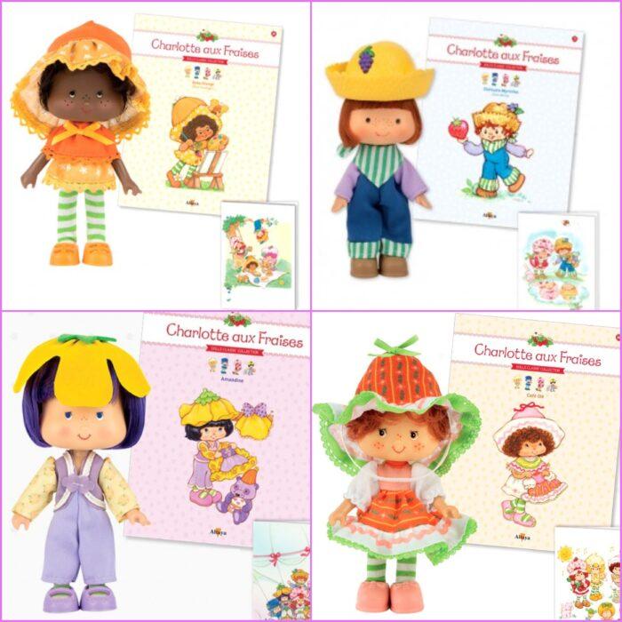 Muñecas de la línea de Rosita Fresita; Muñecas de Rosita Fresita están de regreso