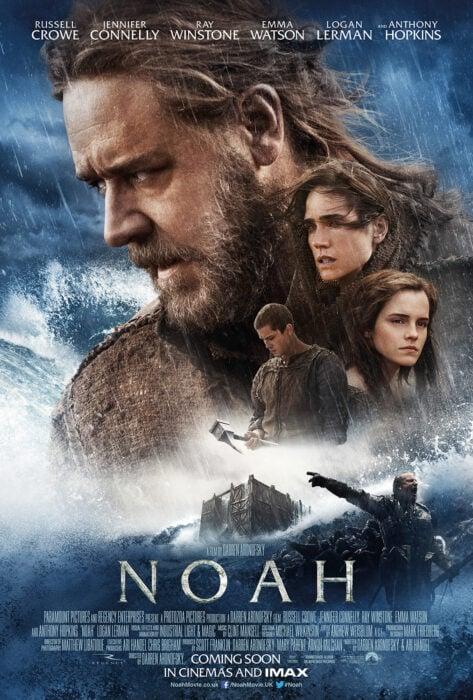 Poster de la película 'Noah'