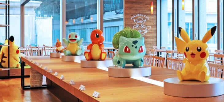 Pokémon Café Tokio