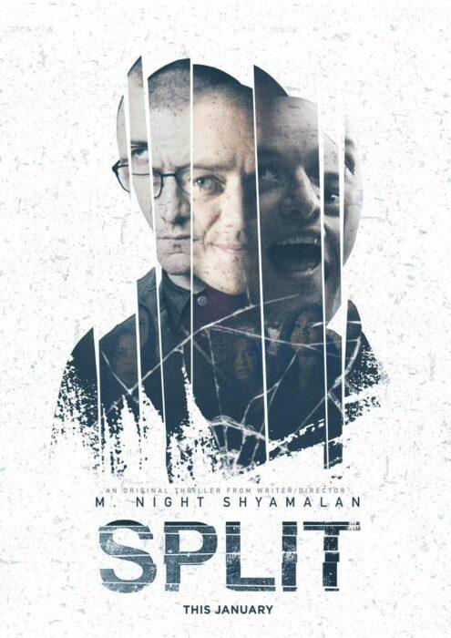 Poster de 'Split'