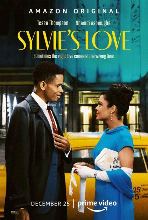 Poster de la película 'Sylvie's Rose'