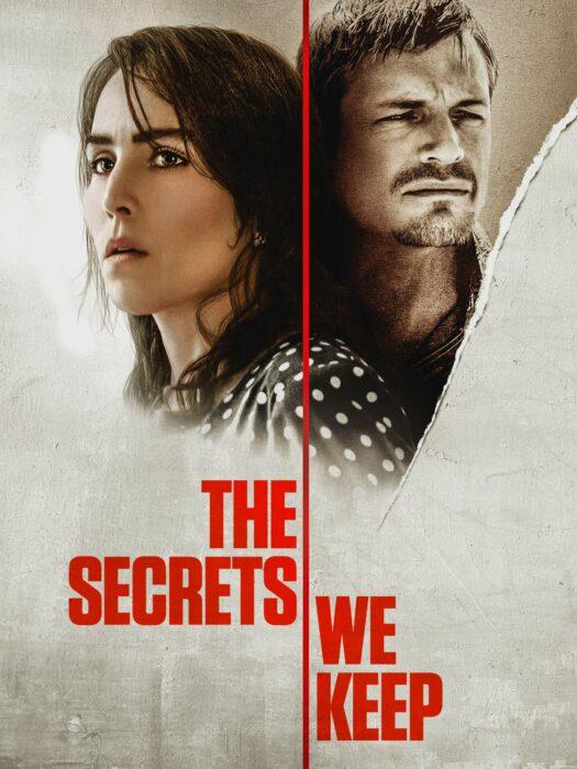 Poster de la película 'The Secrets We Keep'