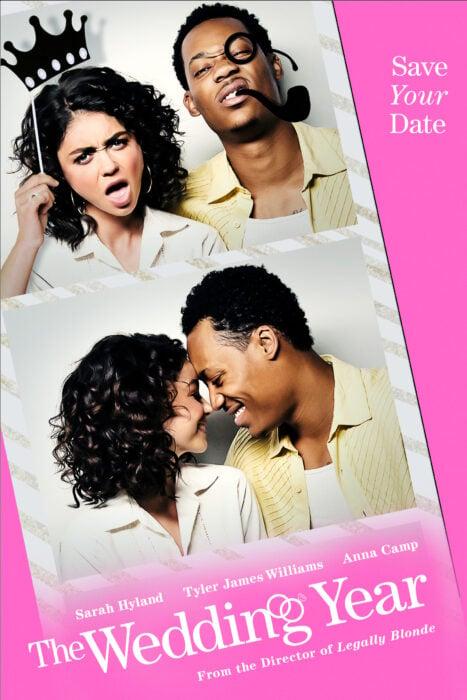 Poster de la película 'The Weeding Year'