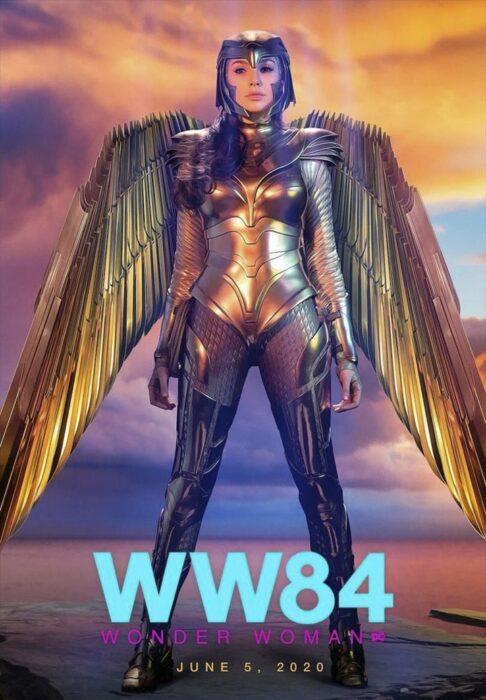 Poster de la película 'Wonder Woman 1984'