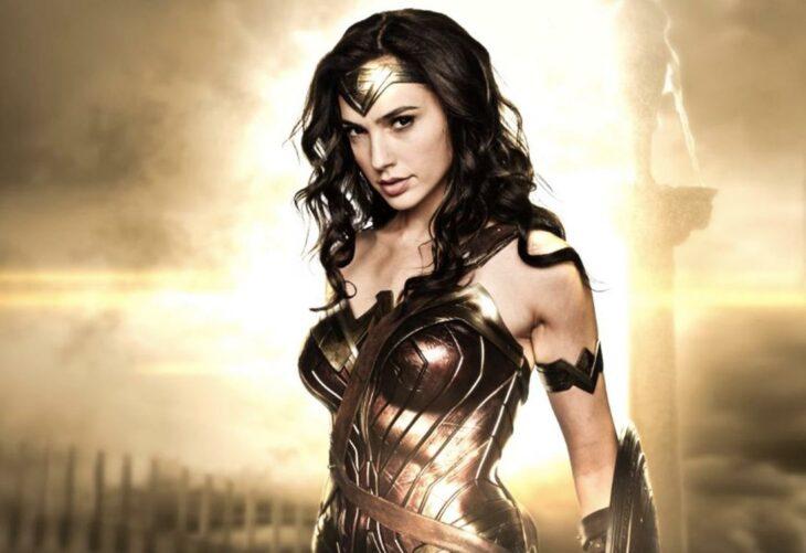Fotografía de Wonder Woman