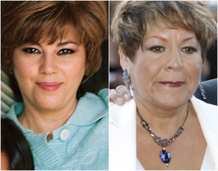 Seidy López como Marcella Quintanilla