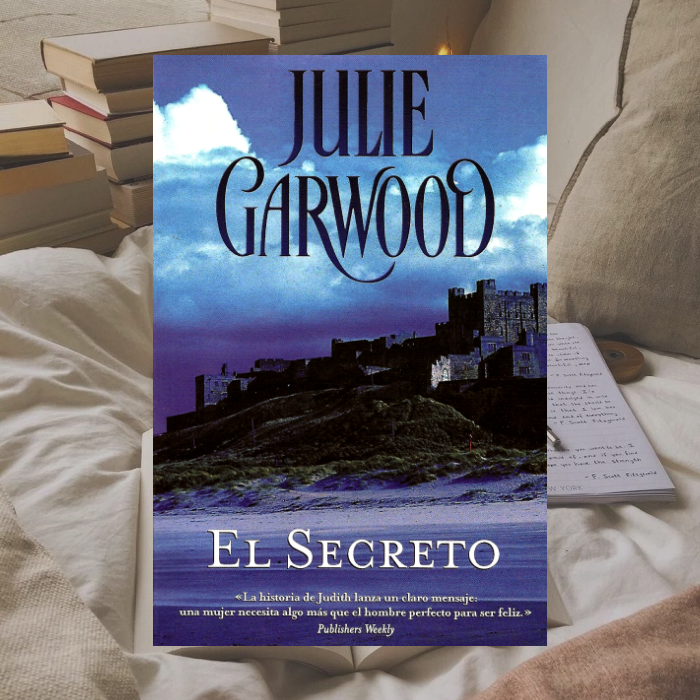 El secreto de Julie Garwood