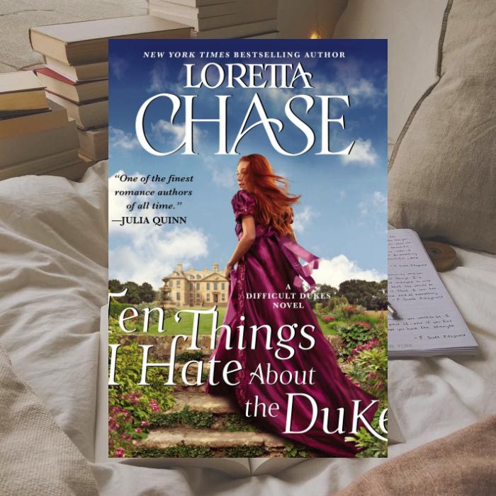Diez cosas que odio del duque de Loretta Chase