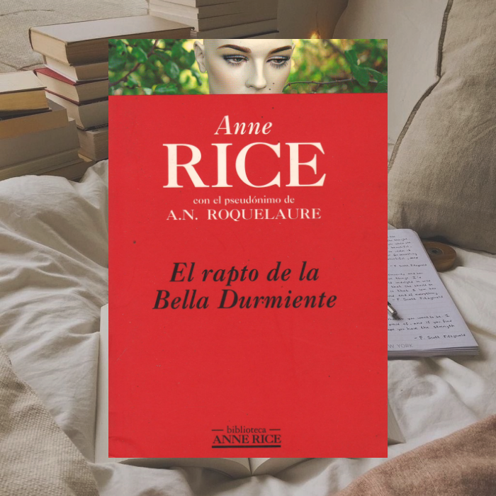 El rapto de la Bella Durmiente de Anne Rice