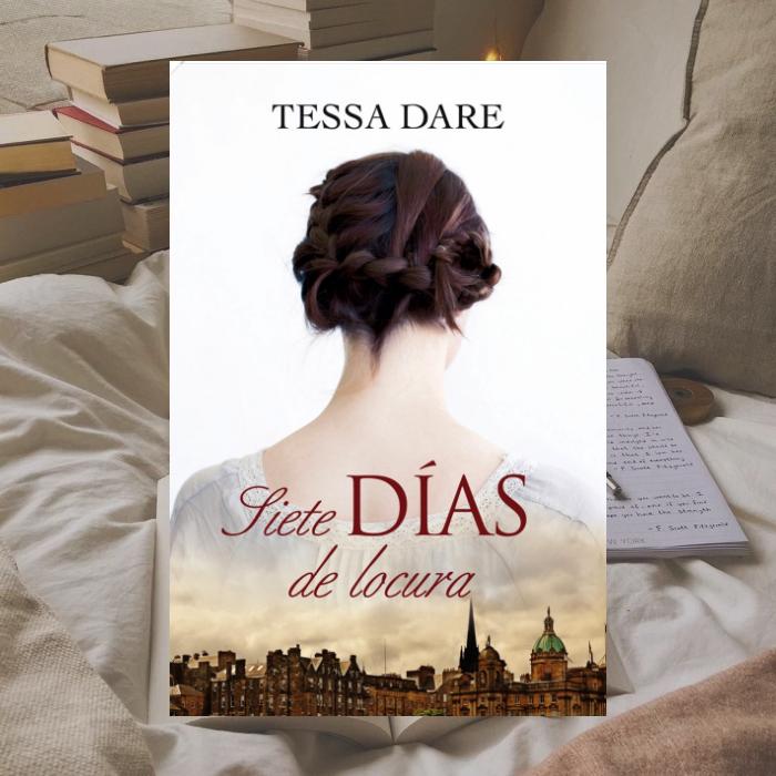 Siete días de locura de Tessa Dare