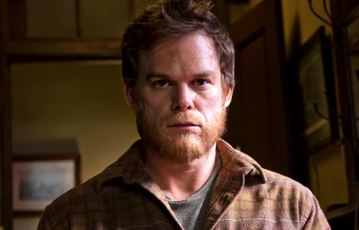 Dexter Morgan en Dexter