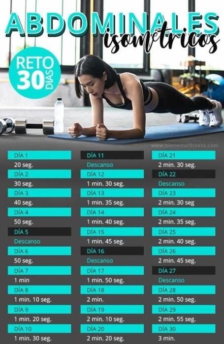 13 Rutinas de ejercicio para cumplir tu propósito de Año Nuevo de una vez por todas
