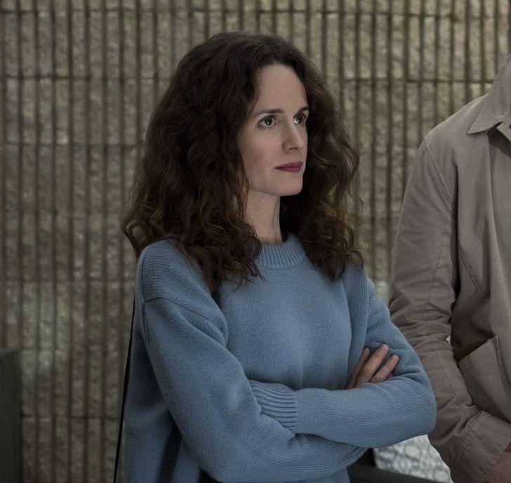 Elizabet Reaser en La maldición de Hill House; 12 Actores que aprendieron habilidades para obtener un papel