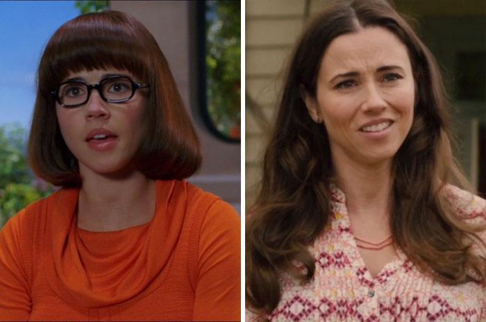 Linda Cardellini como Velma y Laura Barton