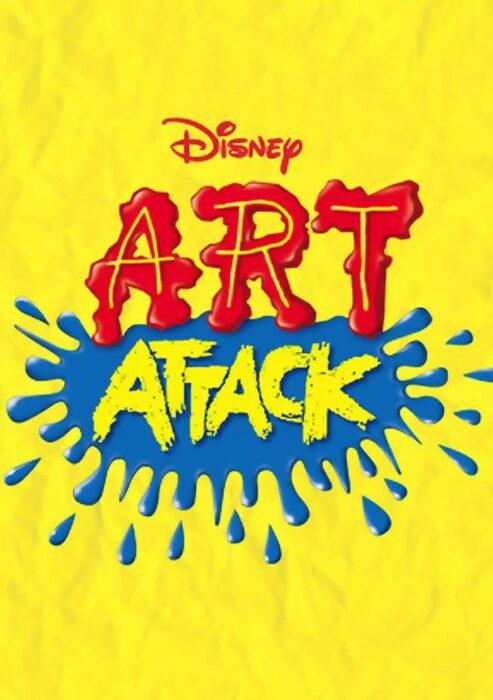 Poster de 'Art Attack'