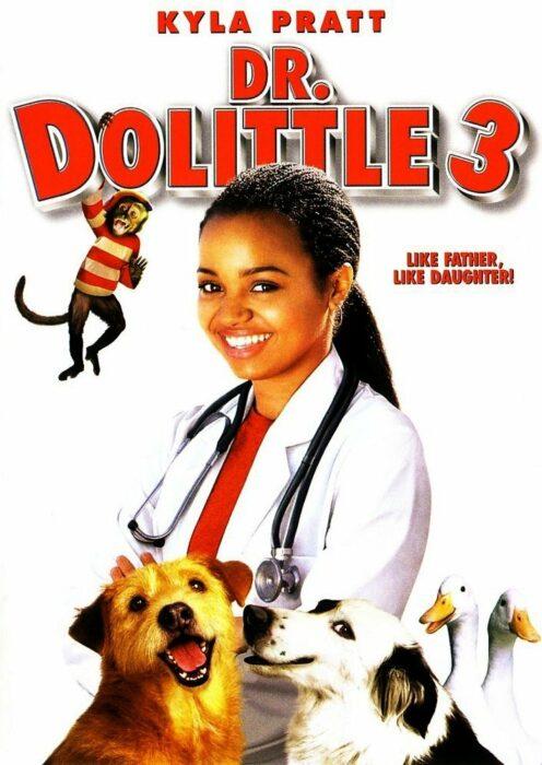 Poster de 'Dr. Dolittle 3'