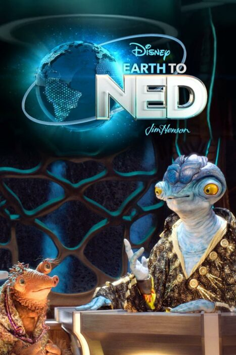 Poster de 'Earth to Ned'