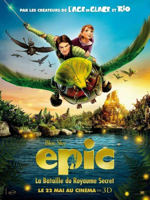 Poster de 'Epic'