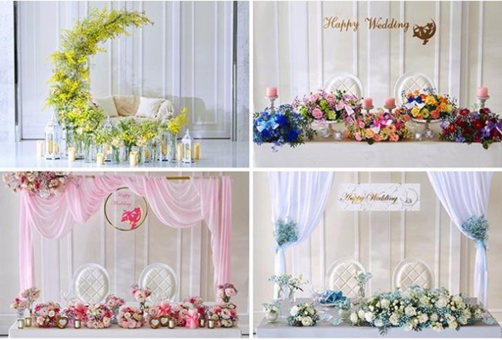 Decoración de mesas de novios inspirada en Sailor Moon; Lanzan lujoso paquete de bodas inspirado en Sailor Moon; ¡es hermoso!