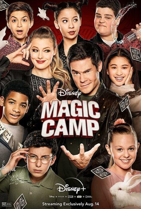 Poster de 'Magic Camp'