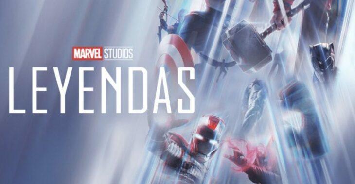 Poster de 'Marvel Studios Leyendas'