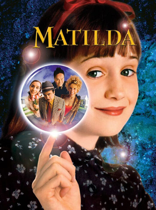 Poster de la película 'Matilda'