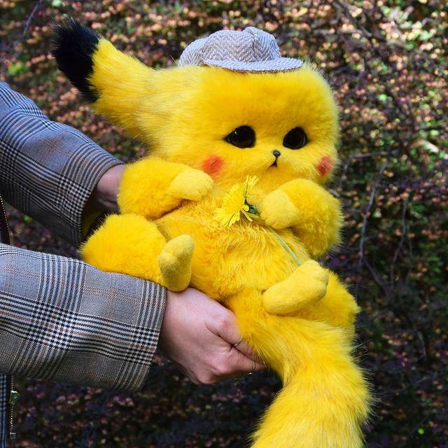 Peluche de Pikachú