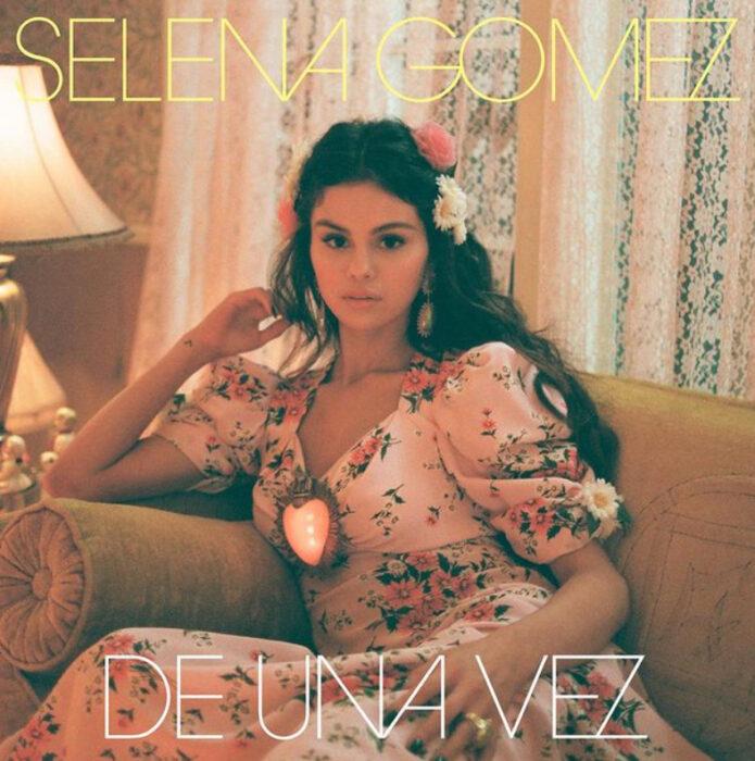 Poster de la canción 'De una vez' de Selena Gomez