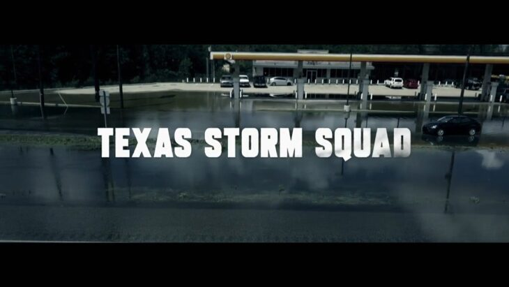 Poster de 'Texas Storm Squad'