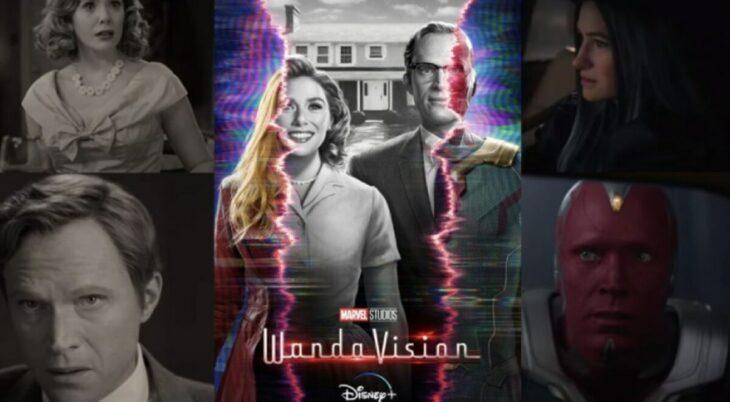 Poster de 'WandaVision'