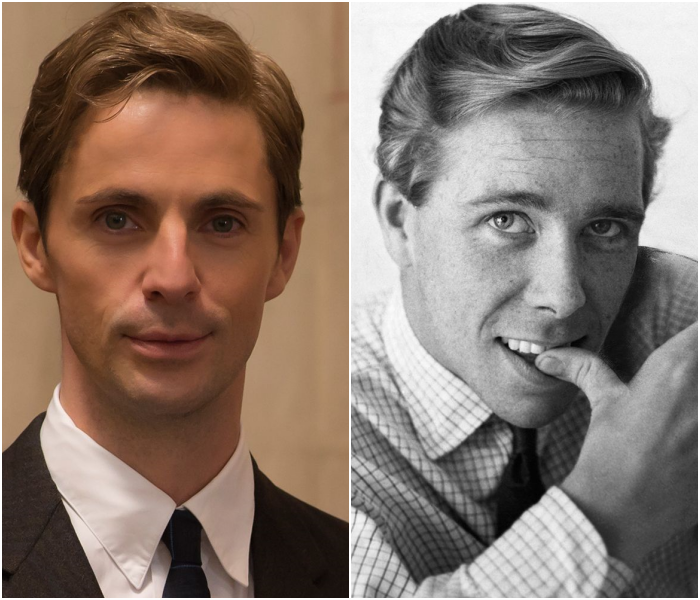 Matthew Goode como Antony Armstrong-Jones