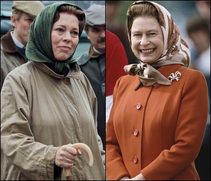 22 Personajes de 'The Crown'  que son igualitos a los de la vida real