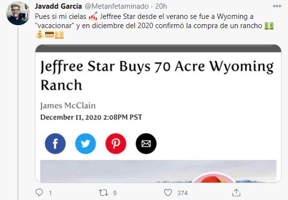 reacciones en twitter sobre kanye west y jeffree star